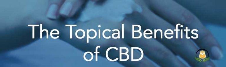 Topical CBD