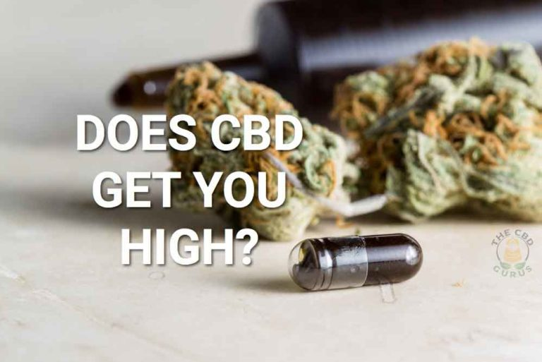 Does CBD Oil Get You High